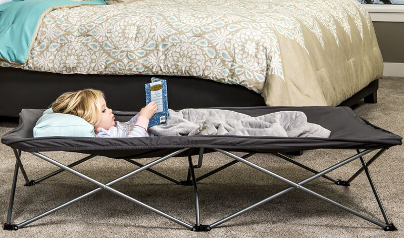 Top 11 Best Toddler Travel Bed 2020