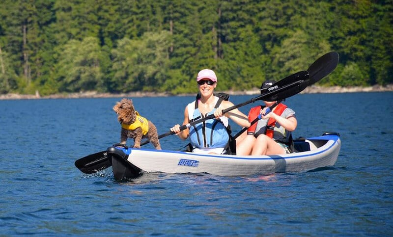 Top 12 Best 2 Person Inflatable Kayak Brands