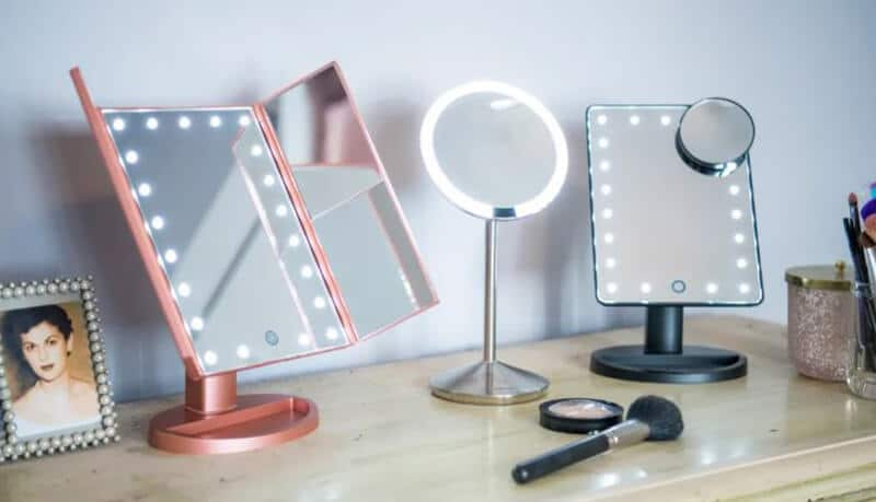 Top 12 Best Travel Makeup Mirror