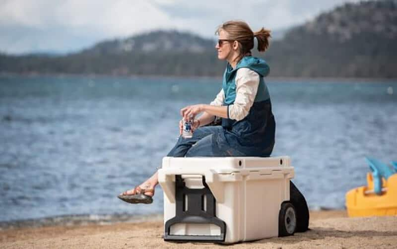 Top 13 Best Coolers With Wheels Reviews 2020