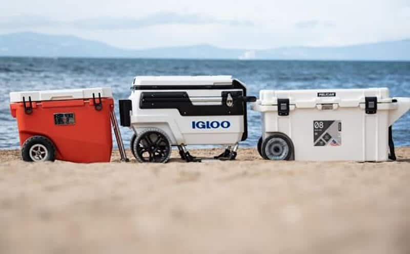 Top 14 Best Cooler with Beach Wheels