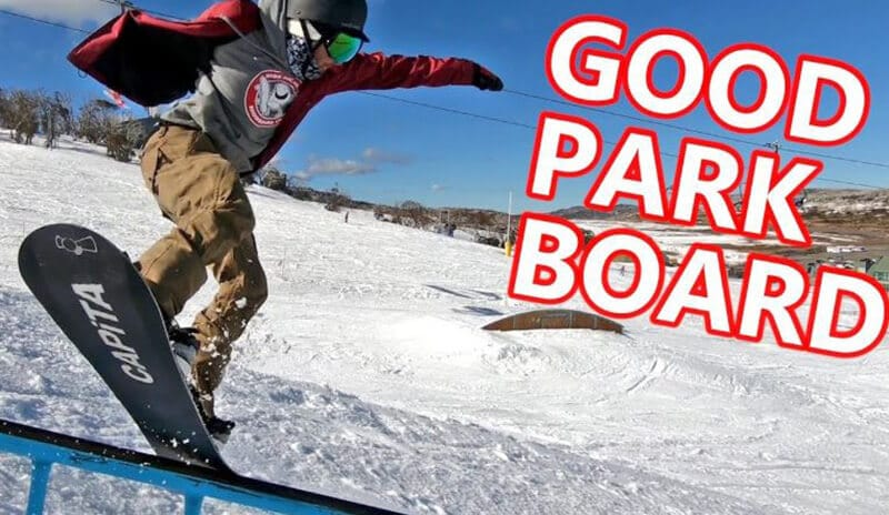 Top 12 Best Park Snowboard Reviews 2020