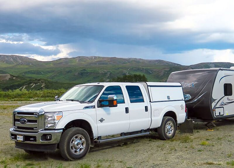 Top 14 Best Truck For Towing Travel Trailer 2020