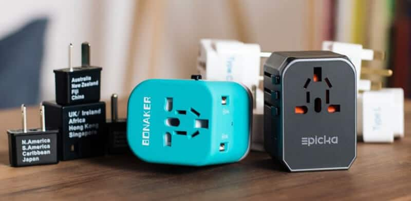 Top 16 Best Travel Adapter Brands - best travel adapter for italy
