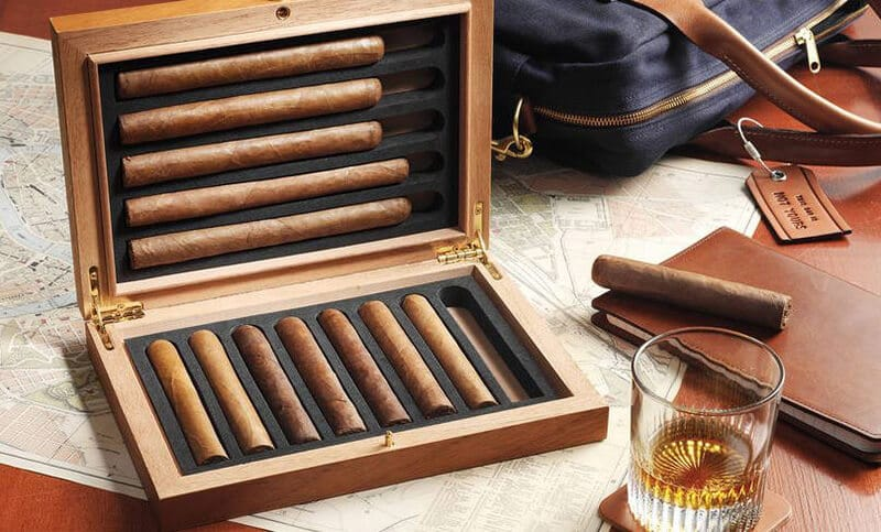 Top 16 Best Travel Humidor 2020 Review