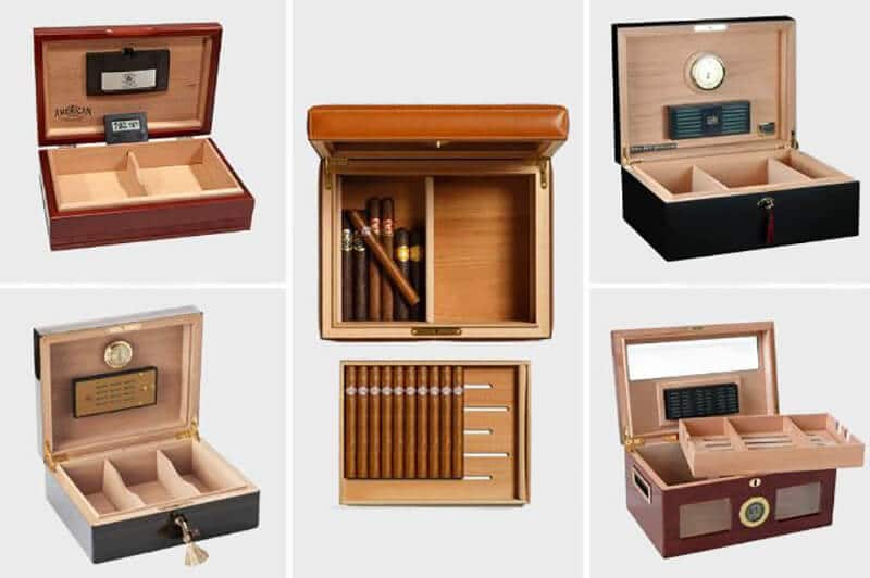 Top 16 Best Travel Humidor