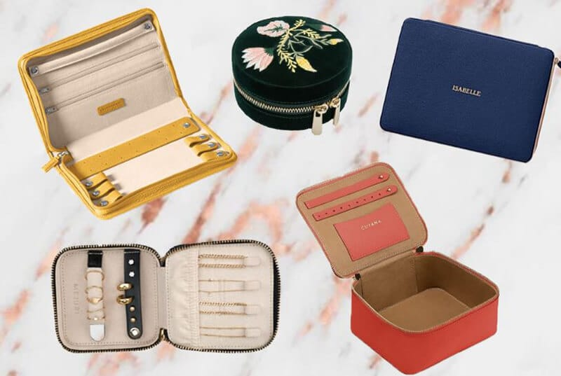 Top 16 Best Travel Jewelry Case