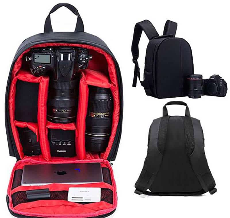 Top 18 Best Travel Camera Backpack Review 2020 [New]