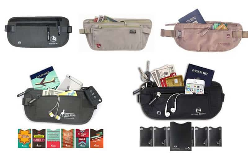 Top 18 Best Travel Money Belt Brands - best travel money belt for women