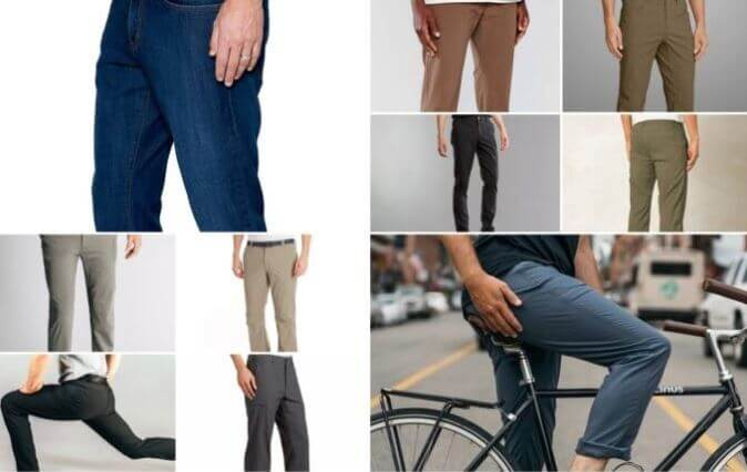Top 20 Best Men's Pants For Travel Brands - best track pants for travel men