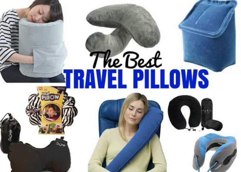 Top 20 Best Travel Pillow Reddit Brands - best travel neck pillow for long flights reddit