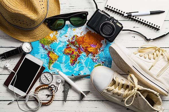 Top 30 Best Travel Items 2020