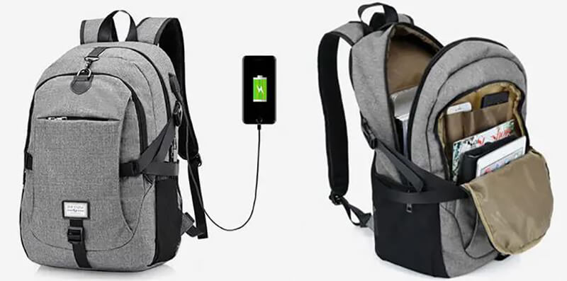 Top 9 Best Anti Theft Bags For Traveling Brands - best anti theft travel bags with chargers
