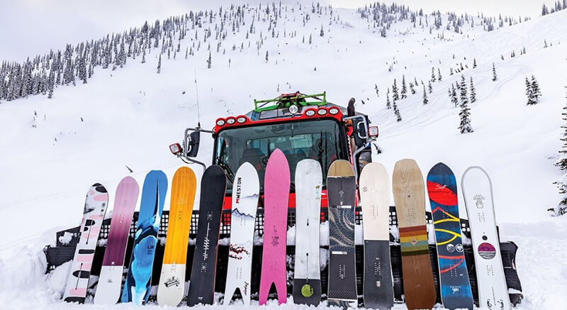Top Best Snowboard Brands