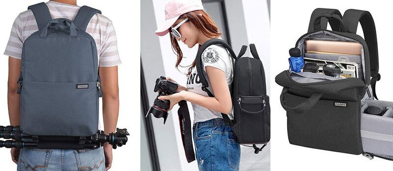 Top- Rated 18 Best Travel Camera Backpack Brands
