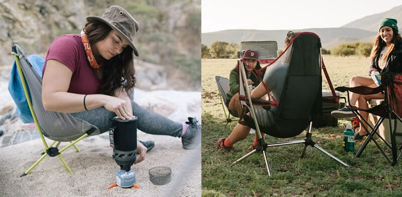 Top best backpacking chair brands