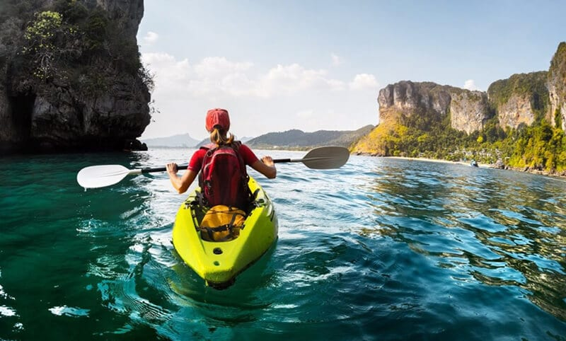 Top brands of the best dry bags for kayaking