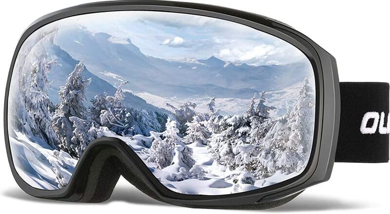 Top brands of the best ski goggles - best rated ski goggles