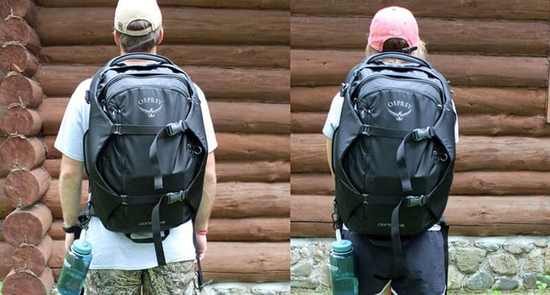 Top brands of the best travel backpack for men