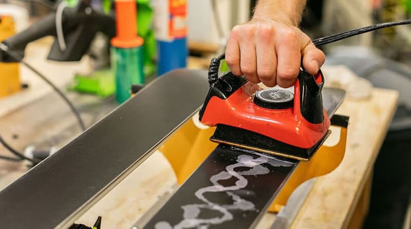 Why Wax Your Own Board.