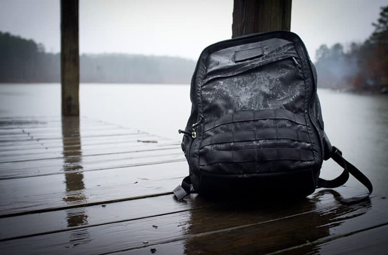 Why Work With a Waterproof Backpack