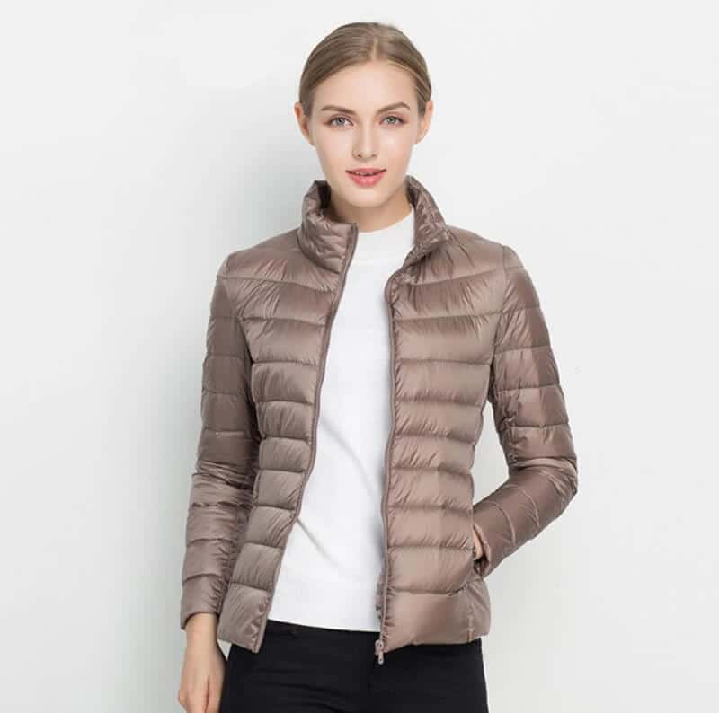 Women's Down Jacket - best down jacket brands