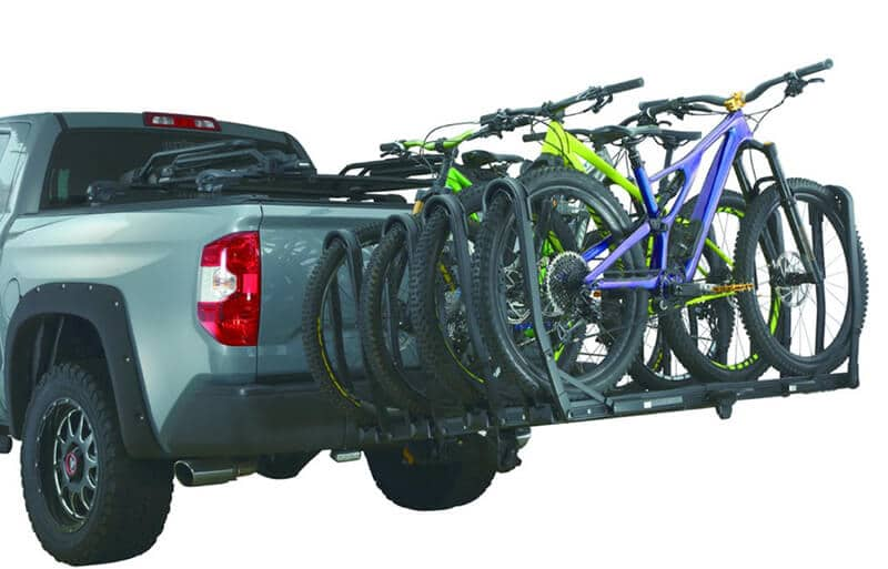 best 4 bike hitch rack