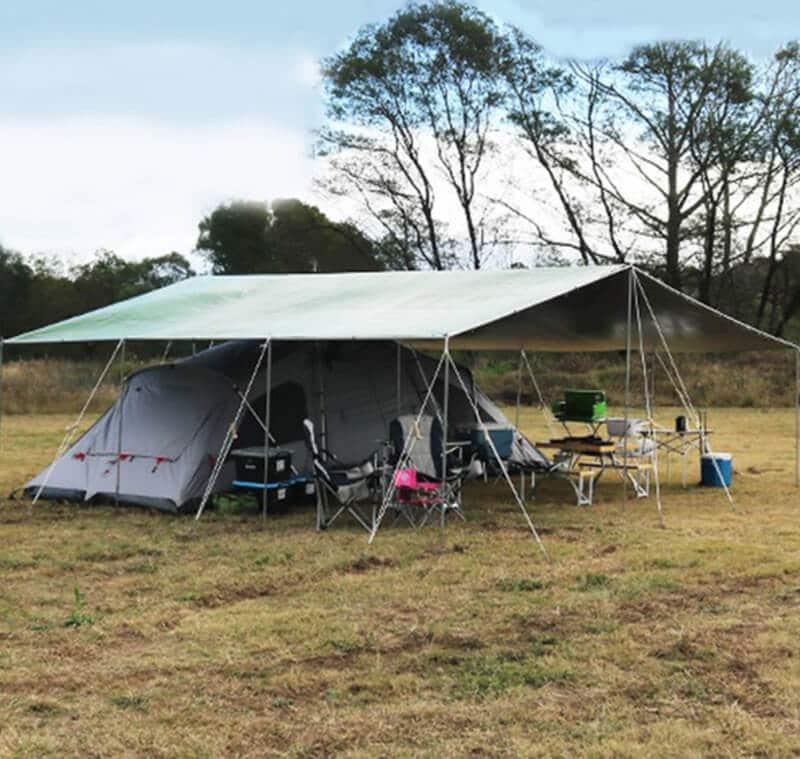 best camping tarp