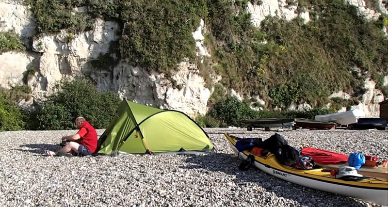best kayak for camping