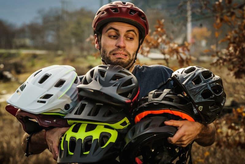 best mountain bikes helmets