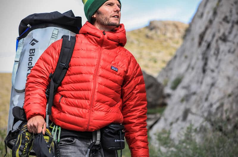 down jacket for hiking - best backpacking down jacket men