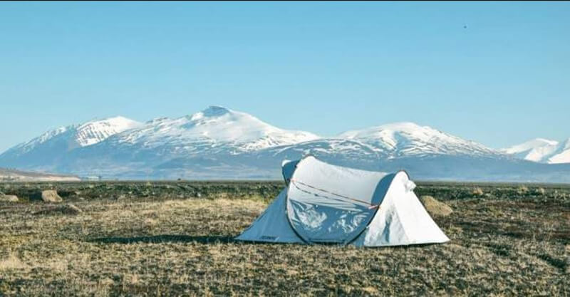 instant camping tents brands
