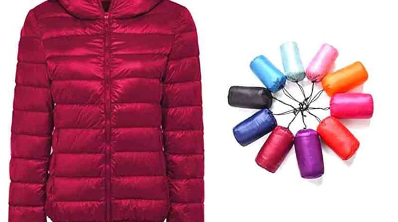 packable down jacket - best packable waterproof down jacket
