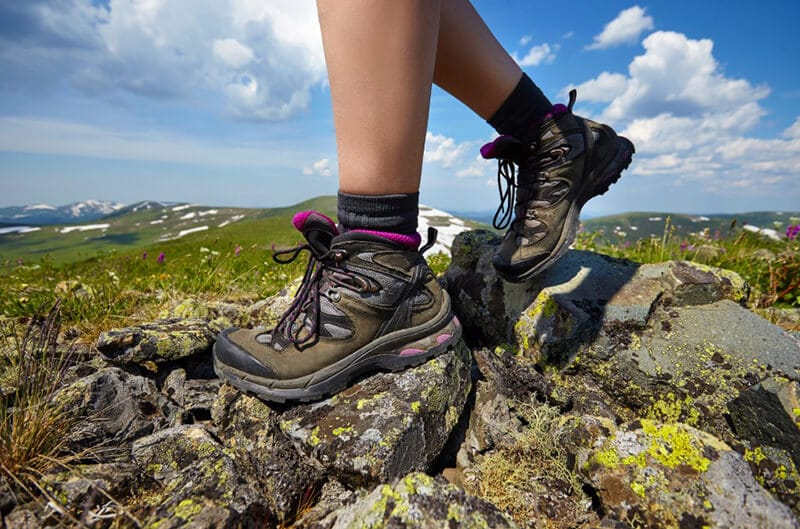 THINGS TO CONSIDER WHEN BUYING HIKING BOOTS