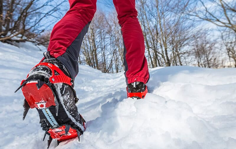 Best Crampons For Hiking