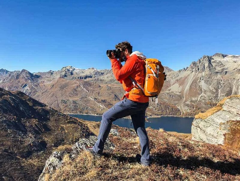Brands Of The Best Camera For Hiking