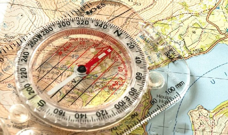 Brands Of The Best Compass For Hiking