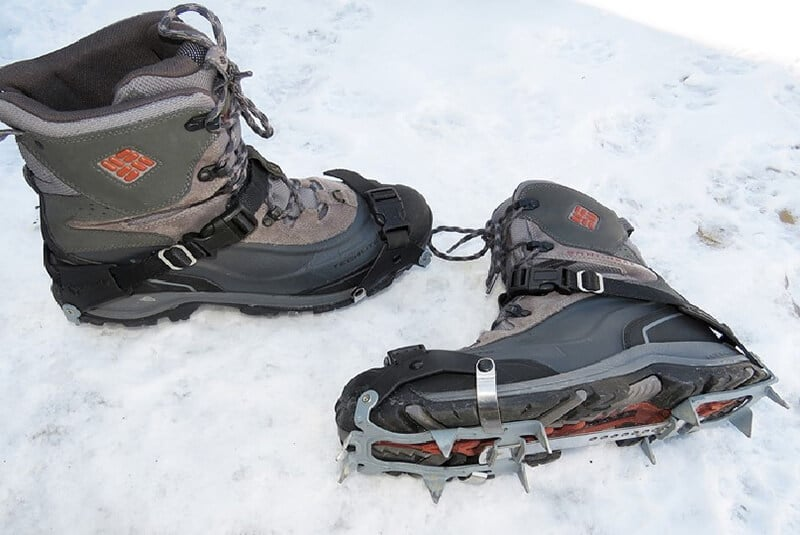 Brands Of The Best Crampons For Hiking