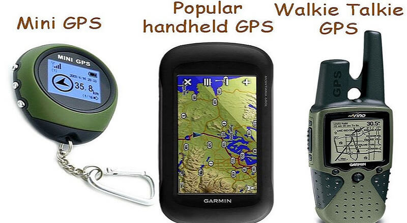 Brands Of The Best Handheld Gps For Hiking