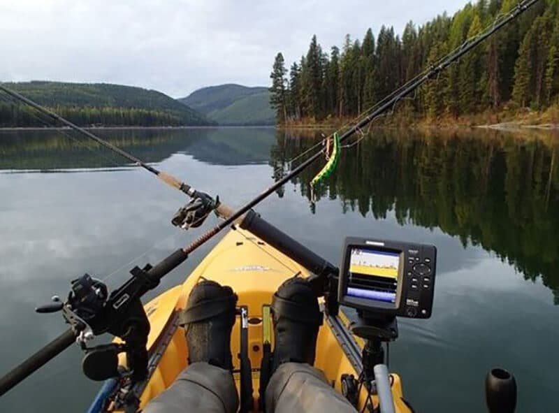 Deciding on A Kayak Rod-The Main Features To Consider