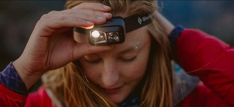 Headlamp For Hiking
