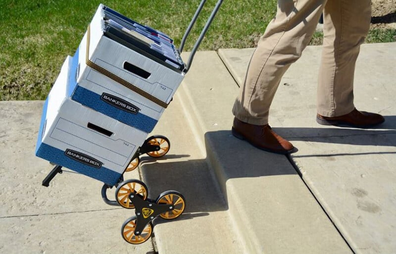 How Can I Pick the Best Stair Climbing Cart