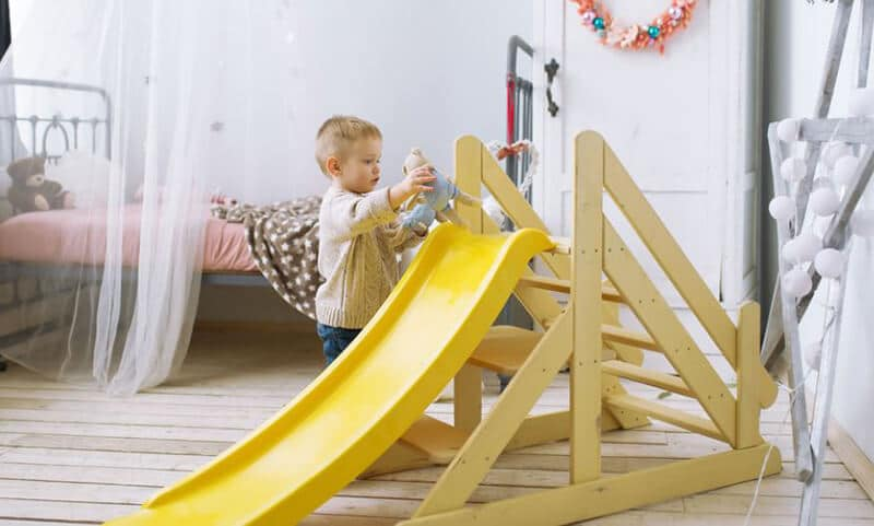 How Climbing Toys Can Help Your Toddler