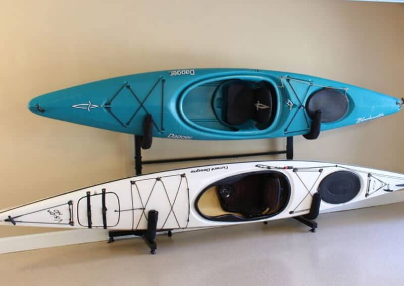 How To Build A Kayak Rack 2020