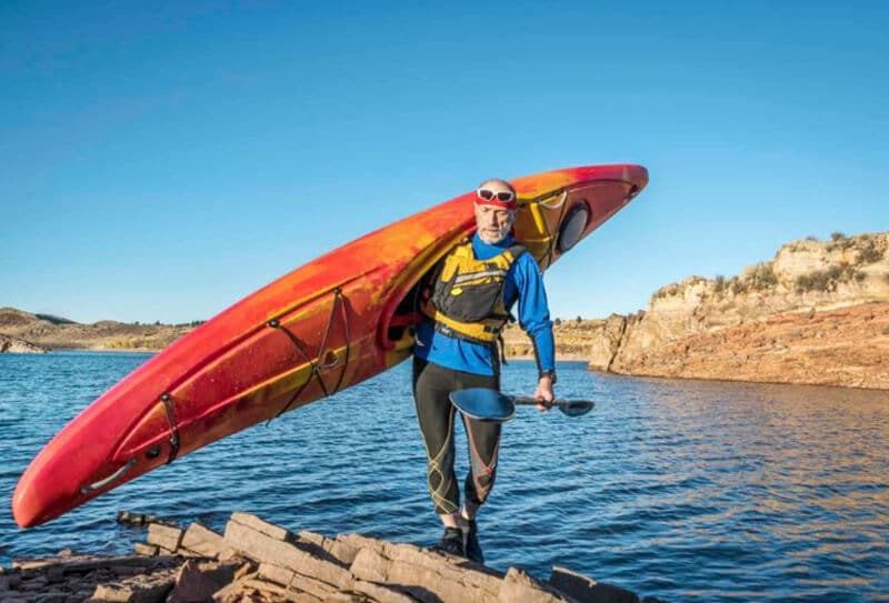 How To Carry A Kayak