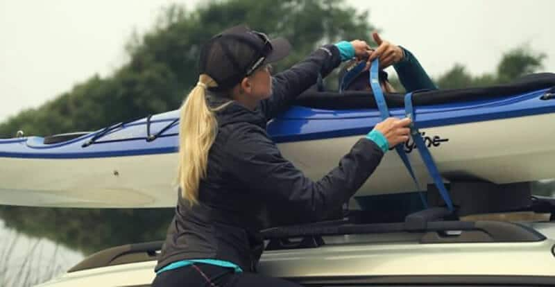 How To Tie Down A Kayak - The Best Way in 2020
