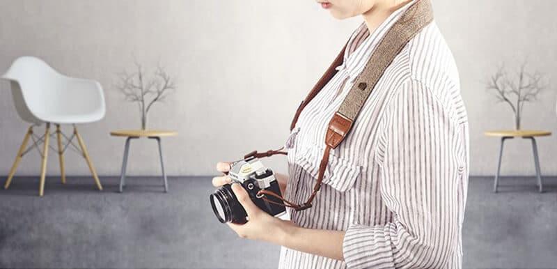 Ideal Camera Strap