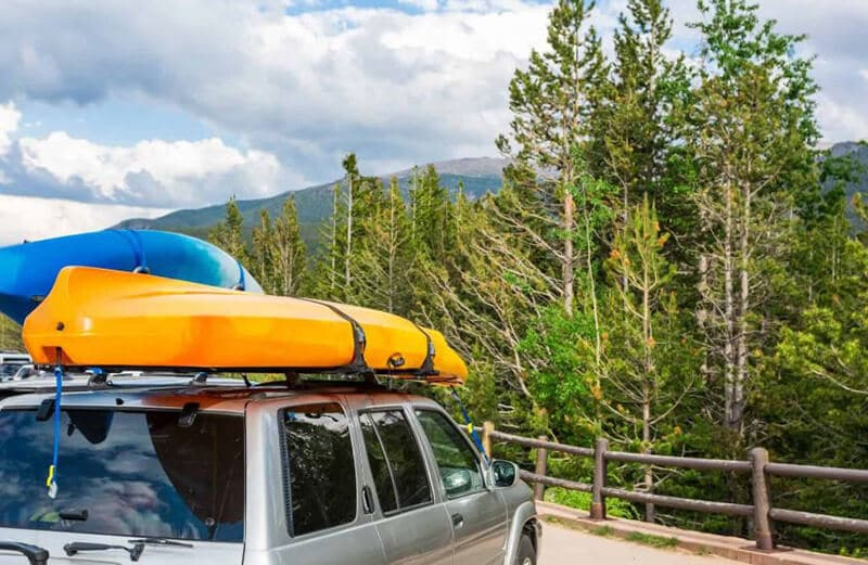 Points to Consider Before Purchasing the Kayak Roof Rack - kayak roof rack for car
