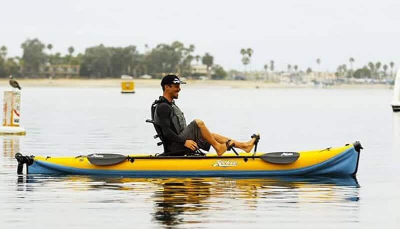 Pros and Cons of Pedal Kayaks