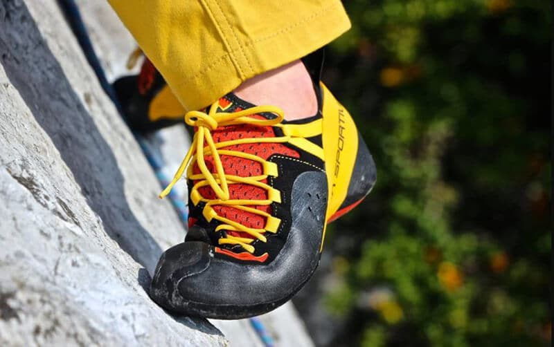 THINGS TO CONSIDER WHEN BUYING CLIMBING SHOES